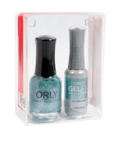 Perfect Pair Lacquer & Gel Nail Color - Ice Breaker