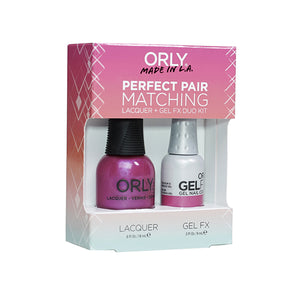 Perfect Pair Lacquer & Gel Nail Color - Gorgeous