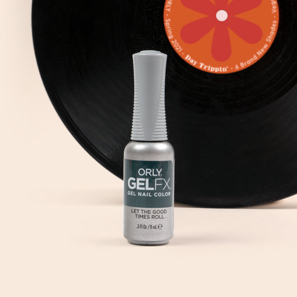 Let The Good Times Roll - Gel Nail Color