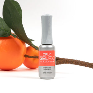 Artificial Orange - Gel Nail Color