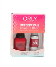 Perfect Pair Lacquer & GELFX - Wild Wonder - ORLY Gel + Lacquer Perfect Pairs