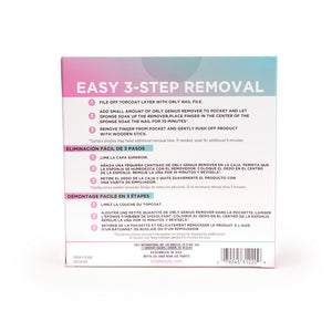 At Home Gel Removal Kit - ORLY Nail Treatments