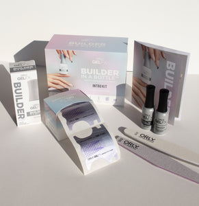 ORLY  GELFX  Builder In A Bottle  Intro Kit