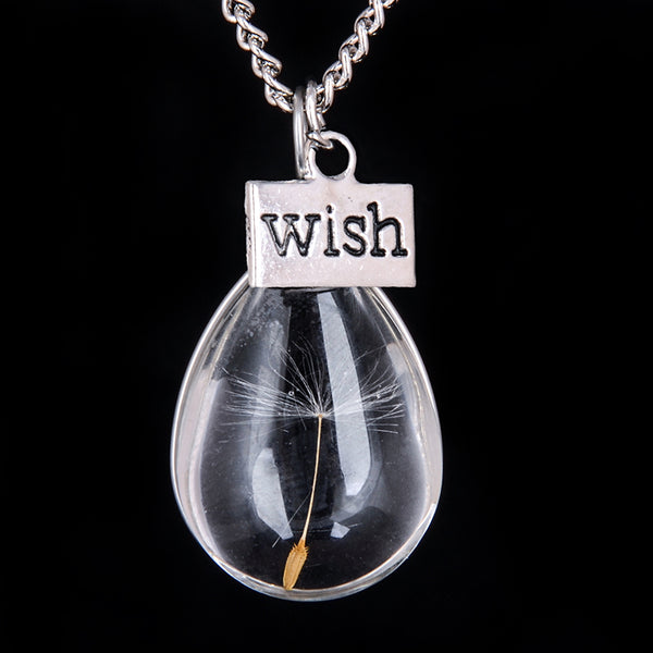 Wish Necklace  4 Variations