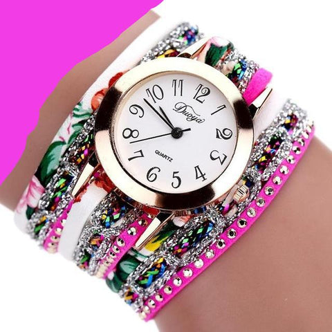 Colorful Wrap Around Watch