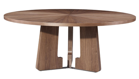 "Medina 72""Rd Dining Table"