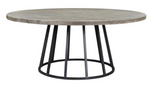 Knox Round Dining Table