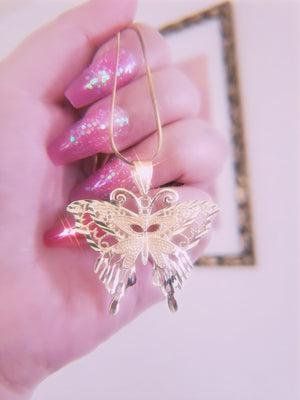 Butterfly Princesa Necklace