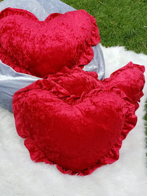 Vintage Sweetheart Pillows