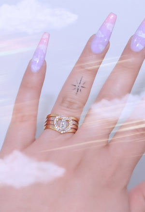 Virgencita Power Protection Ring
