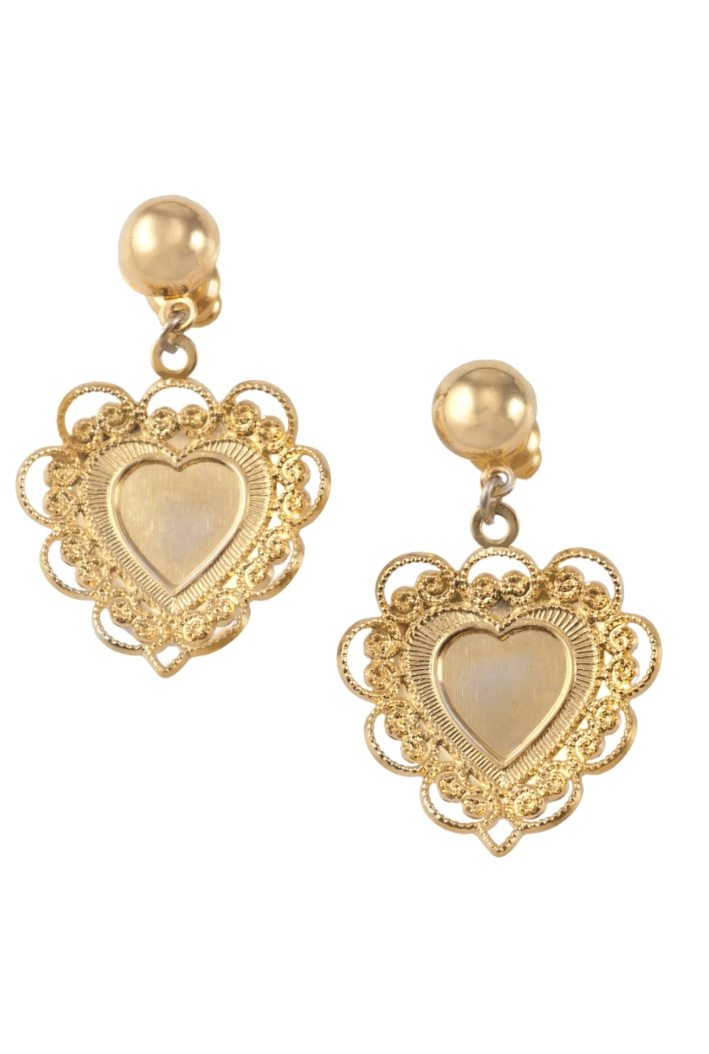 Antigua Mini Amor Earrings