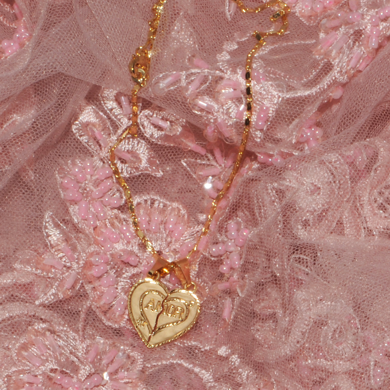 Amor Heart Necklace