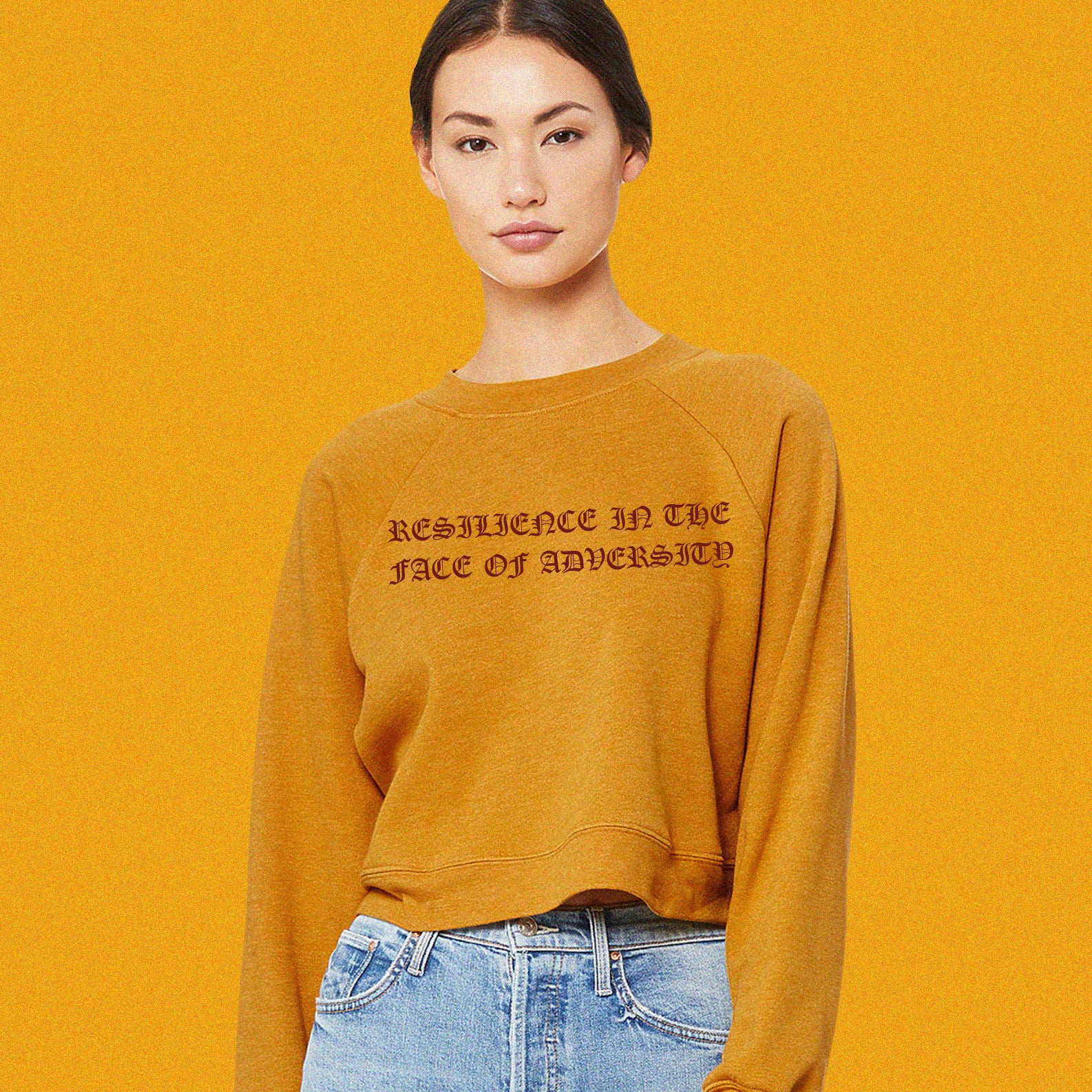 Resilience in the face of Adversity Sweatshirt