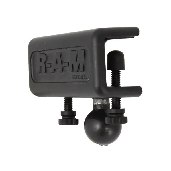 "RAM 1"" x 1"" Glareshield Clamp Base w/ 1"" Ball (RAM-B-259U) - Image1"