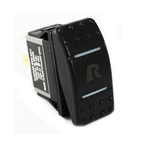 RAM DPDT Mom Rocker Switch with Light (RAM-SWITCH-DPDTL-MOM ) - Mounts Nepal - RAM Mounts Nepal