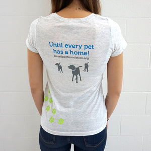Empty the Shelters Women's Short Sleeve Shirt