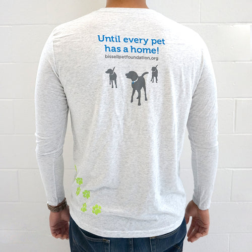 Empty the Shelters Unisex Long Sleeve Shirt