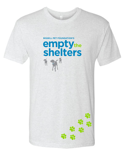 Empty the Shelters Unisex Short Sleeve Shirt