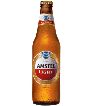 24 x 355 ml Amstel Light Lager Beer Pint Case