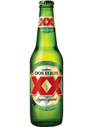 24 x 355ml Cerves Dos Equis Lager Especial Beer