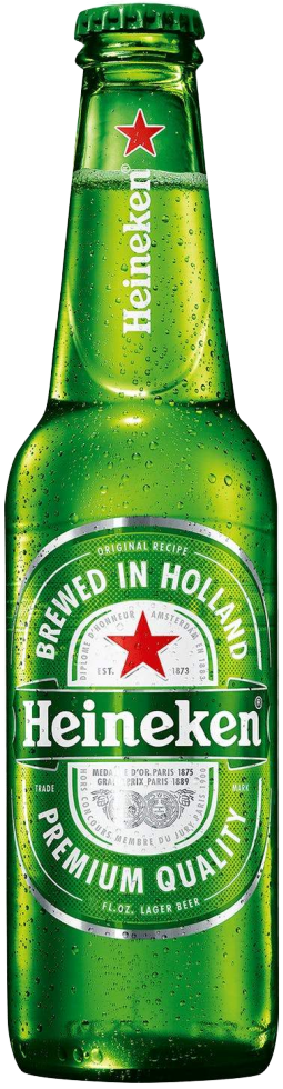 3 x 330ml Heineken Beer Pint Case