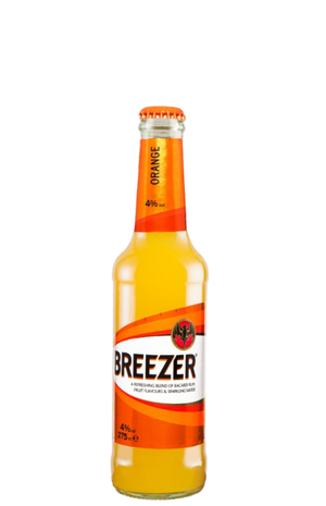 3 x 275ml Bacardi Breezer Orange