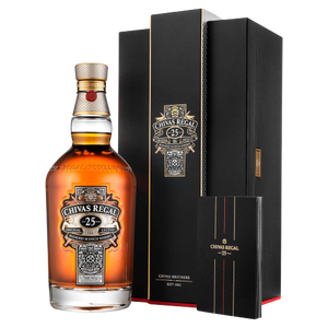 Chivas Regal 25 Year Old (YO) Blended Scotch Whisky 700ml