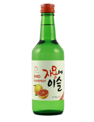 Jinro Grapefruit Soju 360ml