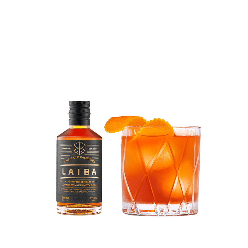 LAIBA Earl's Old Fashioned 90ml