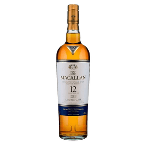 Macallan 12 Year Old (YO) Double Cask Whisky 750ml