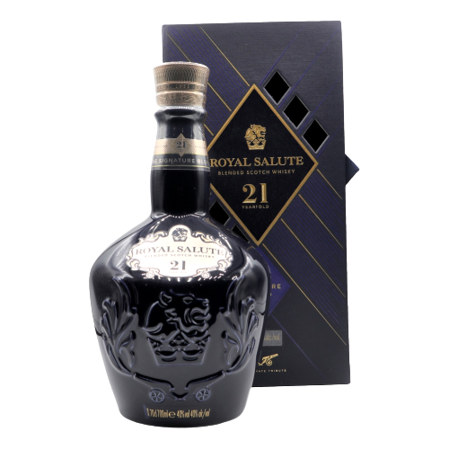 Royal Salute 21 YO Blended Scotch Whisky With Gift Box 700 ml