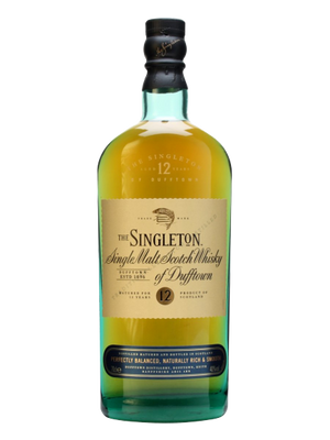 Singleton Of Dufftown 12 Year Old (YO) Whisky 700ml