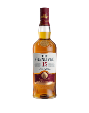 The Glenlivet Single Malt 15 Year Old (YO) The French Oak Reserve