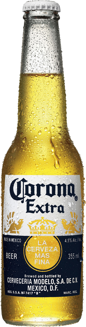 3 x 355ml Corona Beer Pint Case