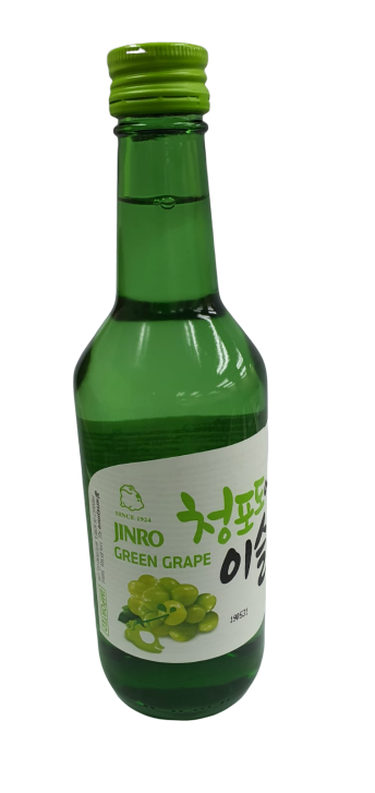 Jinro Green Grape Soju 360ml