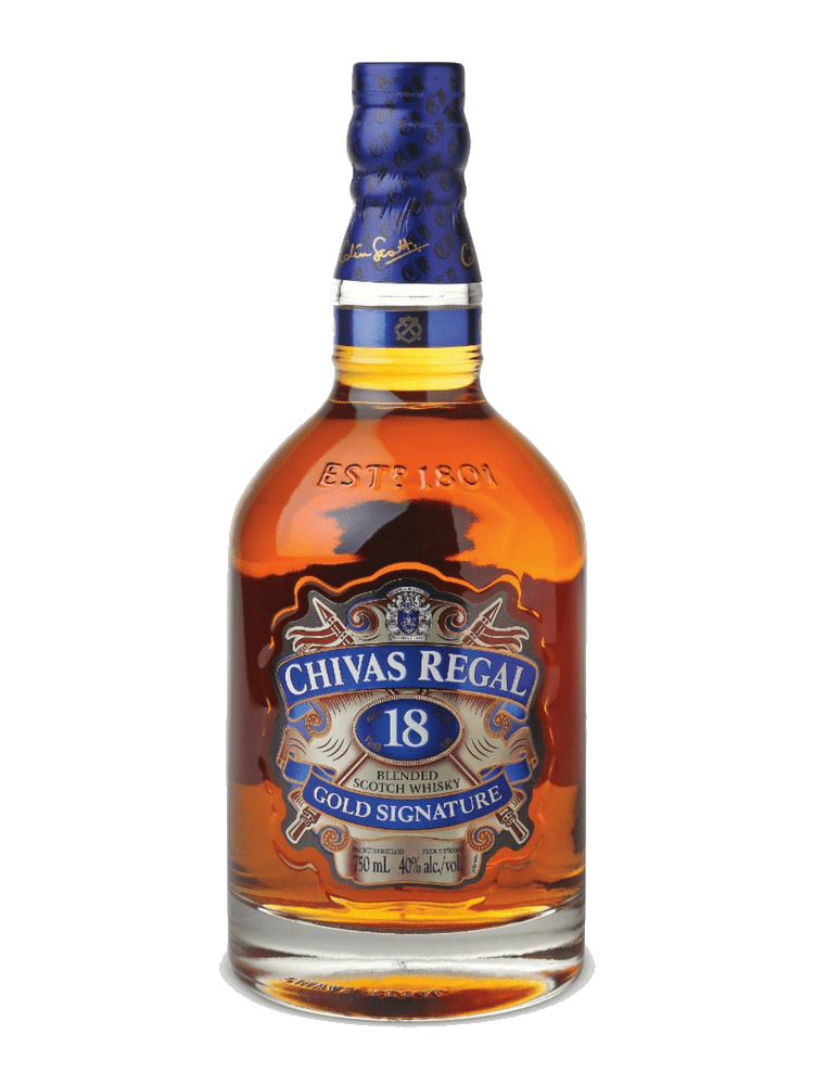 Chivas Regal 18 Year Old 750ml