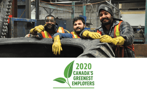 Emterra Group continues to be named one of  Canada's Greenest Employers