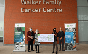 Emterra Environmental's donation to cancer care in Niagara reaches $345,000 thanks to residents' 2019 recycling efforts