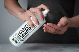 Emterra Hand Sanitizer a win on all fronts