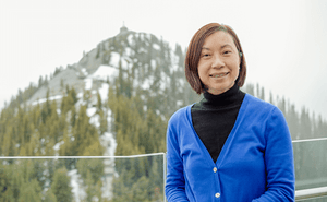 Recycle BC awards prestigious Blue Star Award to Emterra's Doris Wong