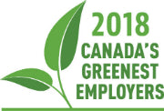 For the third consecutive year, Emterra Group is named one of Canada's Greenest Employers
