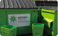 Focus on reopening Emterra Environmental recycling facility after small fire