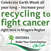 Emterra's Donation to Help Fight Cancer in Niagara Tops $119,900