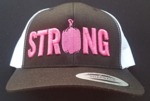 PINK STRONG Trucker Hat