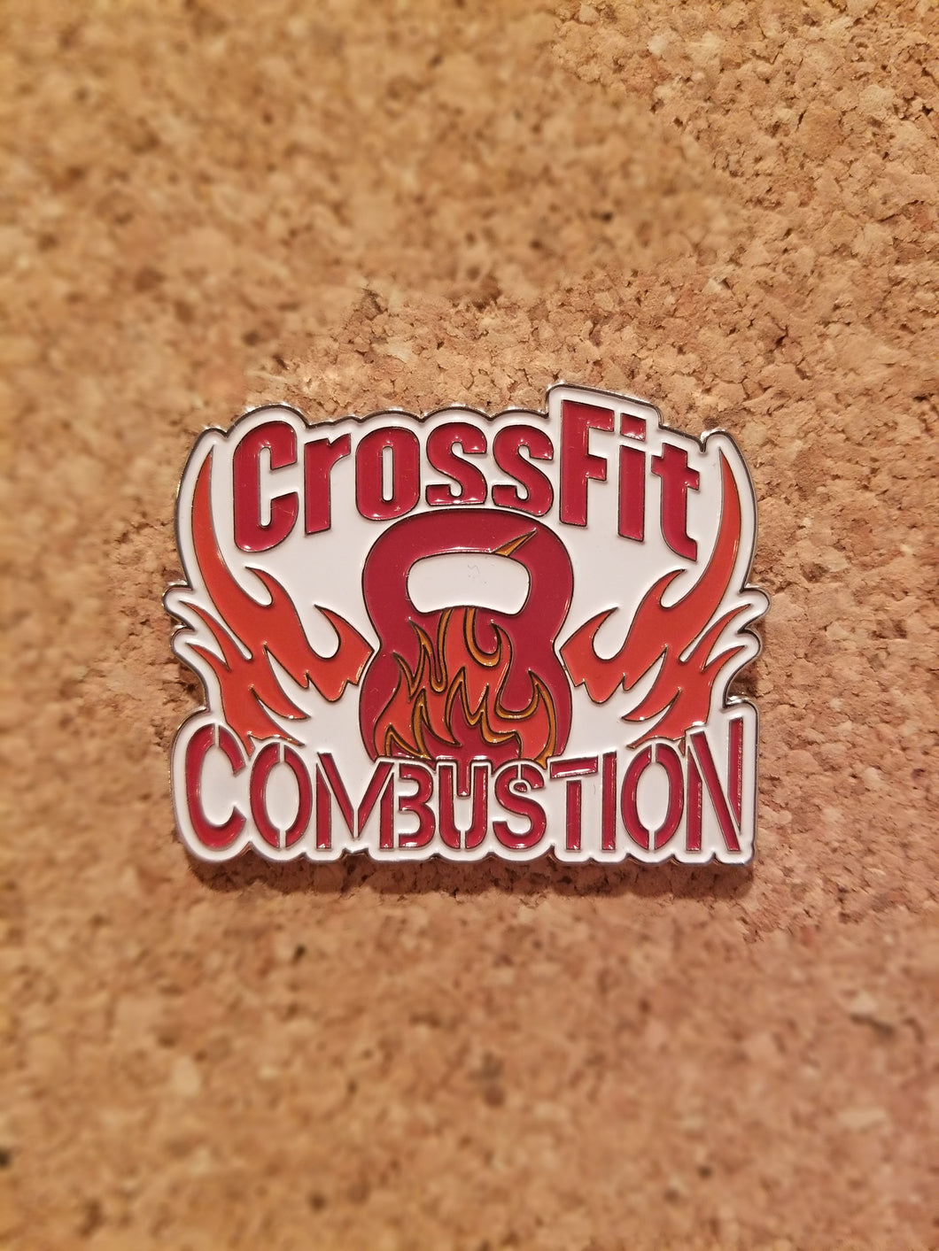 Crossfit Combustion Pin