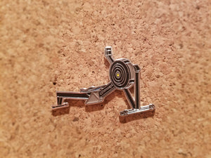 Rower Pin