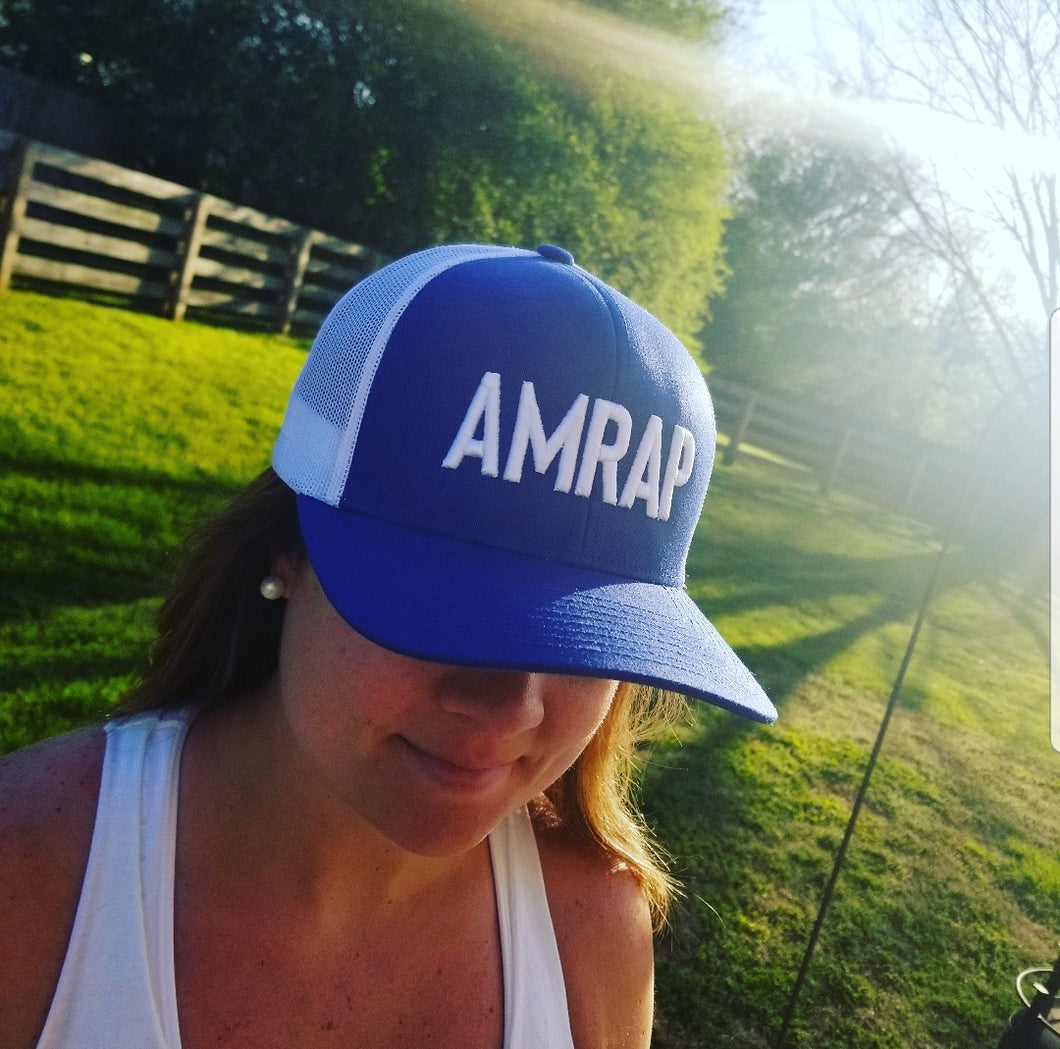AMRAP Trucker Hat