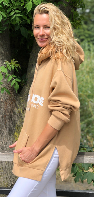 BRAND NEW STYLE FOR AUTUMN 2019! THE 'DESIGNER POUCH HOOD' - IN STOCK NOW
