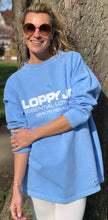 Load image into Gallery viewer, STRAIGHT CREW SWEATSHIRT - Baby Blue