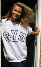 Load image into Gallery viewer, SLOPPY JOE GYM SWEATSHIRT - Grey Marl